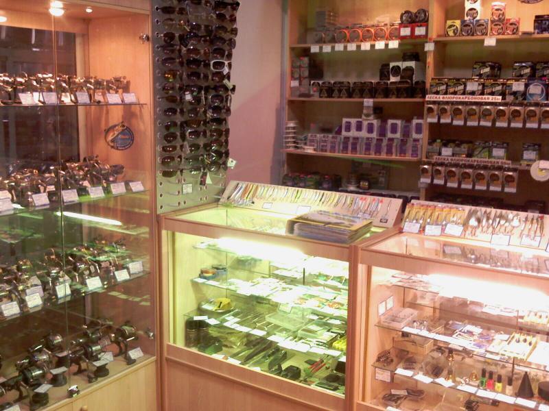 рыбацкие товары в тольятти