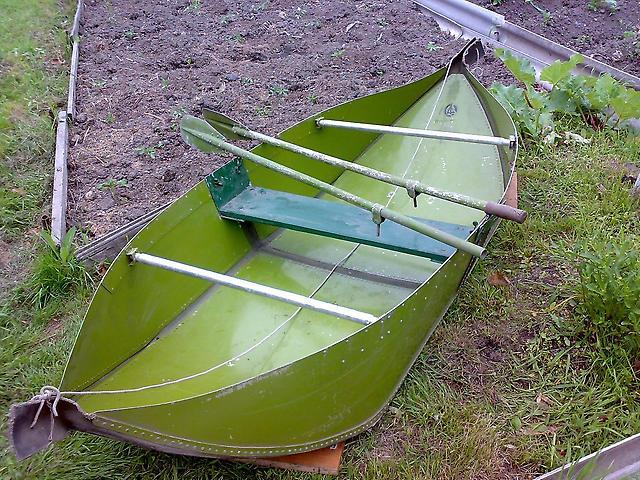 Куплю алюминиевую лодку для охоты
