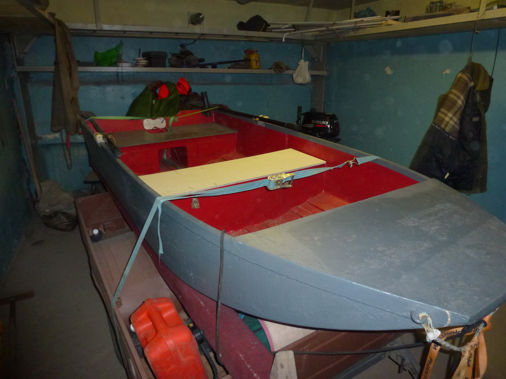 Ремонт лодки из стеклопластика своими руками 67