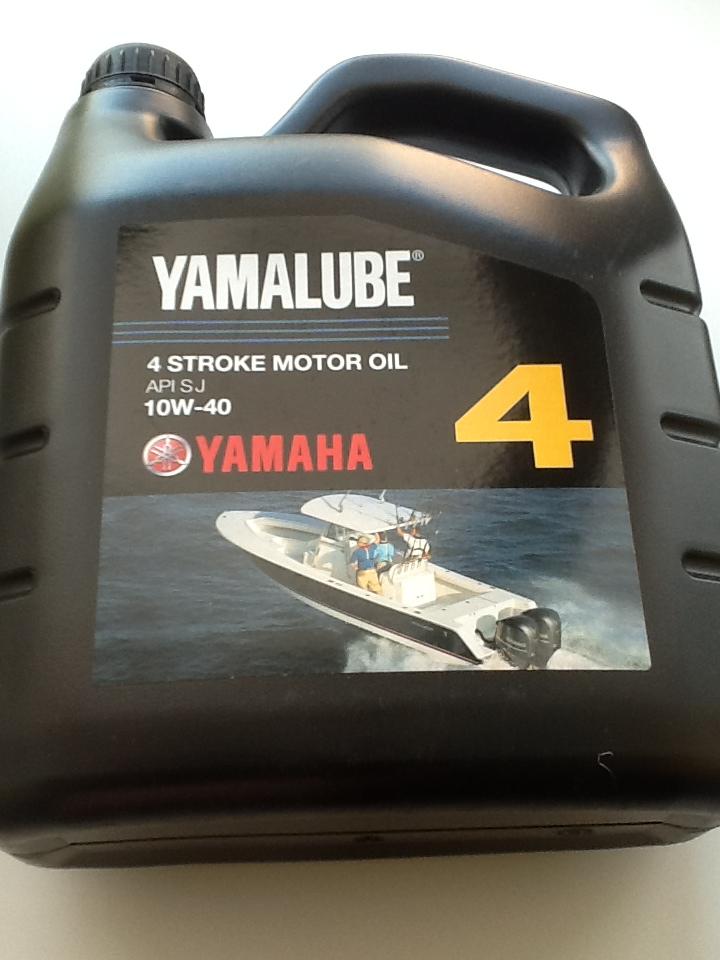Американские масла для лодочных моторов