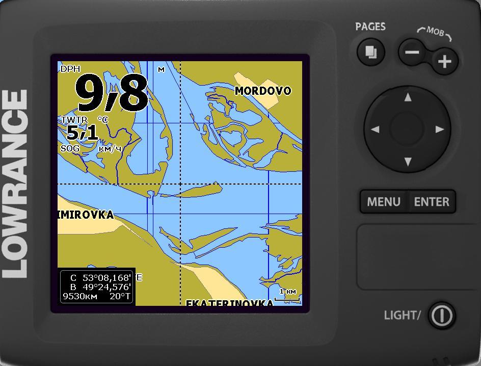 рыболовные карты рыбалки