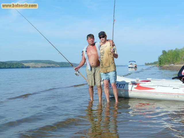 настя о рыбалке