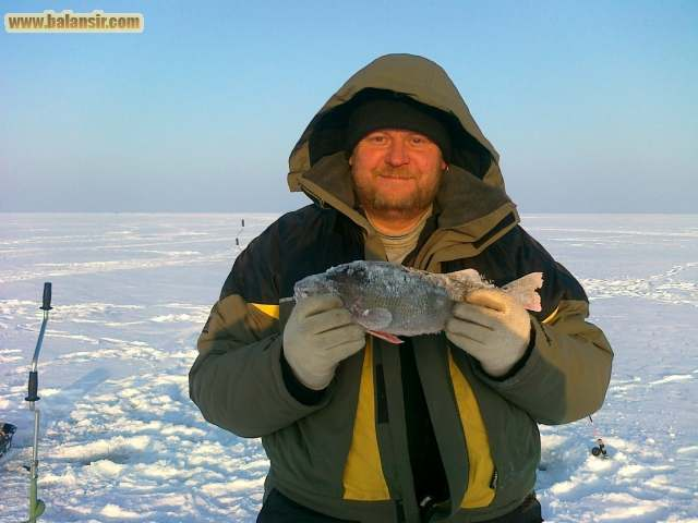 тольятти рыбалка в марте