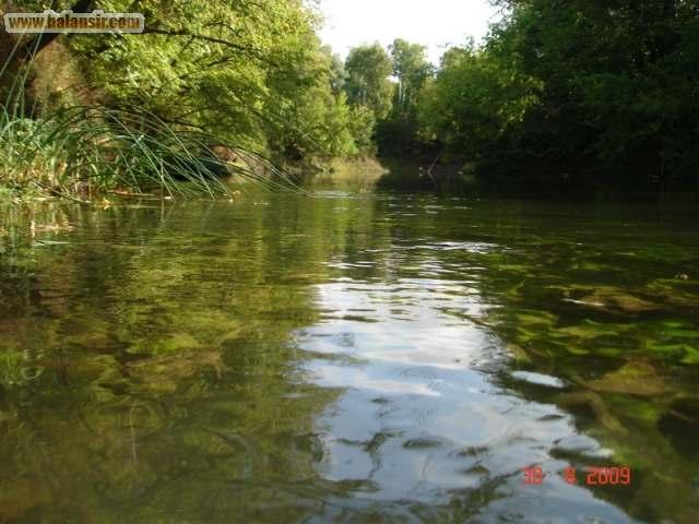 Река переволока рыбалка