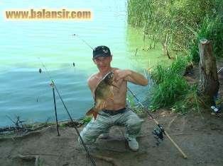 рыбалка в хрящевке самарская область