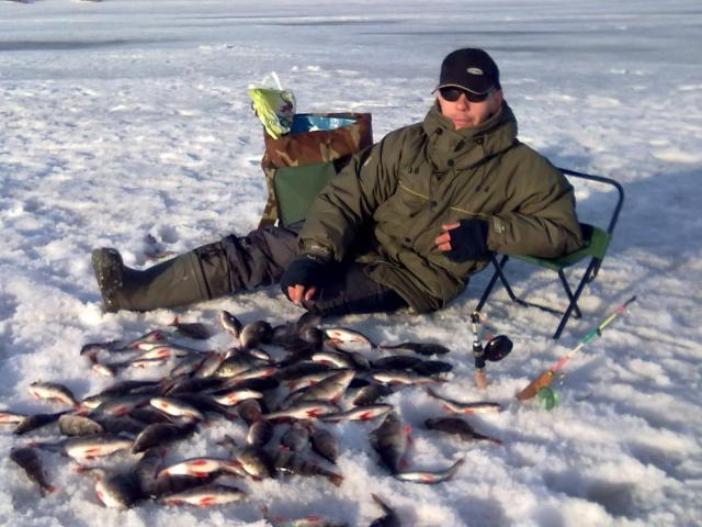 рыбалка в ключе самарской области