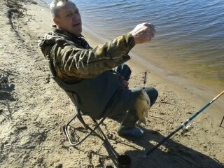 рыбалка ловля на муравья