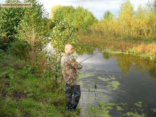 рыбалка в тольятти на прудах