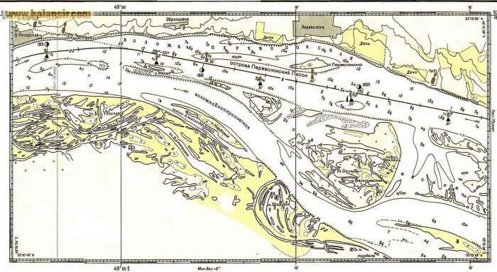 рыболовные места в самаре на карте