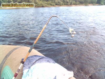 рыбалка в тольятти на кольцо